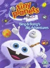 TINY PLANETS BING E BONG'S BIG ADVENTURES DVD INGLESE