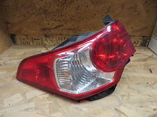 ACURA TSX 09-10 2009-2010 TAIL LIGHT w/ BRACKET DRIVER LEFT LH OEM