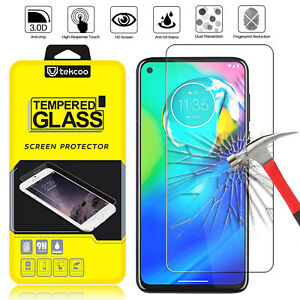 For Motorola Moto G Stylus/G Power 2020 HD Tempered Glass Screen Protector Cover