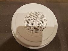 Altronics C0703 100mm 5W 100V White One-Shot Surface Mount EWIS Speaker
