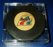 Rare 1975 Art Ross Converse WHA Indianapolis Racers Rubber Front Logo Gretzky