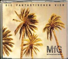 DIE FANTASTISCHEN VIER - mfg  7 trk Maxi CD 1999
