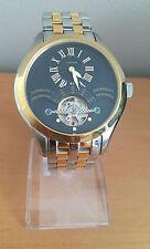 Relojes de oro guanqin marca de lujo para hombre automático mecánico reloj