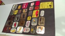 32 Wisconsin Tin Car Show Dash Plaques Signs Auto Shows Festivals