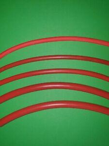 Stromkabel Batteriekabel H07V-K  Ø6mm² bis 50mm² Kabel Meterware IN ROT