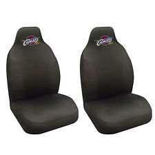 Basket Ball NBA Cleveland Cavaliers Seat Covers 2 Pc. Universal