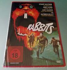 Rabbits - Night of the lepus 1972 Edizione Germania Dvd in lingua tedesca