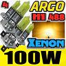 H1 Jaune Phare Foglight Voiture Xénon Halogène 100w Brouillard Spot Ampoules 12v
