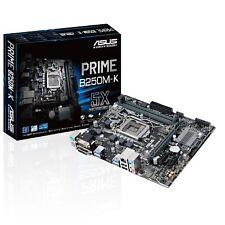 ASUS PRIME B250M-K Gaming Mainboard Sockel 1151 (Mikro-ATX, Intel, DDR4, Sata)