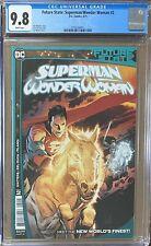 Future State: Superman/Wonder Woman #2 CGC 9.8