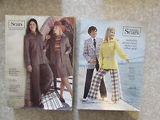 SIMPSON SEARS Spring Summer & Fall Winter 1973 Catalog Department Store Canada