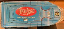CAPTAIN SCARLET SPV TISSUES DIXCEL Gerry Anderson