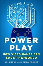 NEW - Power Play: How Video Games Can Save the World