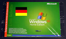 Microsoft windows xp home sb (système Builder) version complète + sp2 OVP