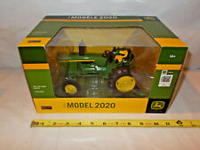 John Deere 2020 Diesel Wide Front  By SpecCast 1/16th Scale