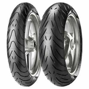 Coppia gomme pneumatici Pirelli Angel ST 120/70 ZR 17 180/55 ZR 17 HORNET 600