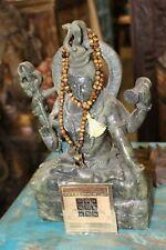 Vintage SHIVA Handcarved Stone Sculpture, Shiva Statue, Mahayogi Shankar SIVA