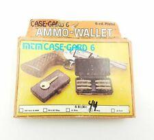 Mtm Case-Gard 6 Ammo - Wallet for .44 Magnum / .44 Special