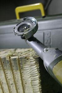 Frässcheibe ROTAREX PRO CARVING 50mm klein RC Raspelscheibe für Winkelschleifer