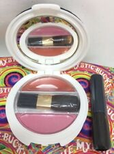 VTG Estee Lauder Signature Powder Blush Cheek Color Editions DISCONTINUED .15oz