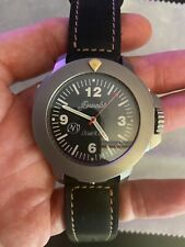 Ennebi Fondale Titanium 5 Dive watch 47mm