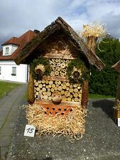 Insektenhotel für Wildbienen / Insekten und 1x Blumenwiese geschenkt  (15)
