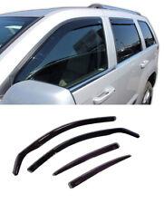 FOR JEEP GRAND CHEROKEE 2004-10 WINDOW VISORS SUN RAIN GUARD WIND DEFLECTORS