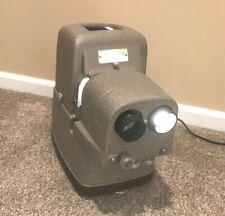 Vintage TDC Stereo Vivid Deluxe Slide Projector Model 716A