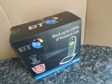 BT4600 BIG BUTTON CORDLESS PHONE WITH ANSWER MACHINE- new not used