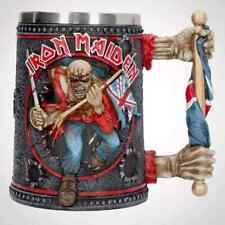 More details for iron maiden tankard 15.5cm
