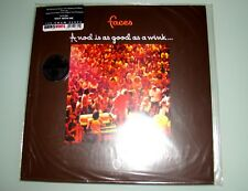 FACES/a nod is as good as a Wink... 180g Premium VINILE LP from MASTERTAPE r1 2574