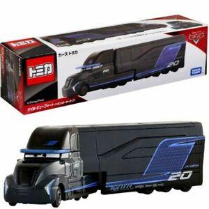 Tomica Takara Tomy Disney Pixar Long Gale Beaufort Transporter Truck Diecast car