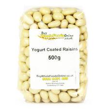 Yoghurt Coated Raisins 500g   Buy Whole Foods Online   Free UK P&P
