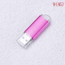 Colorful USB 2.0 Flash Memory Stick Pen Drive Thumb Storage U Disk Key Gifts GY