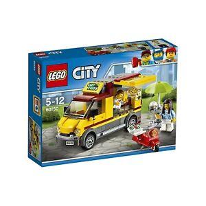 LEGO® City - Pizzawagen mit Lieferant - 60150 - NEU - OVP