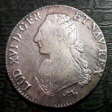 ECU AUX BRANCHES D'OLIVIER 1775 N (MONTPELLIER) - LOUIS XVI