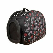 Pet Carrier Bag Soft Portable Travel Outdoor Breathable Cat Puppy Dog Handbag