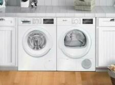 Bosch 300 Series Front Load Washer & Ventless Dryer set Wat28400Uc / Wtg86400Uc