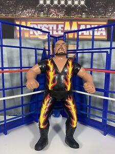 WWF LJN Bam Bam Bigelow Near Mint!! Vintage Titan Sports