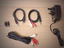 SEDIE da Gioco X Rocker Set completo di cavi/Pack-vedi Power IL MIO COMPRALO SUBITO