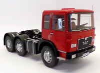 Road Kings 1/18 Scale RK180053 - 1972 MAN 16304 F7 Truck - Red