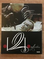 Quay Brothers: Deciphering The Pharmacists Prescription For Lip-reading Puppets.