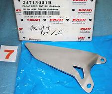 protection de repose pieds avant droit Ducati 848 1098 réf.24713001B neuf