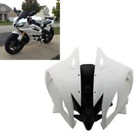 ABS Plastic Unpainted Upper Front Fairing Nose Cowl For Yamaha YZF R6 2006 2007