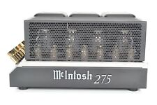 McIntosh MC275 Stereo Vacuum Tube Amplifier - KT88 12AT7 - Made in USA