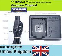 Genuine Olympus BCH-1 charger for BLH-1 battery EM1 MarkII, EM1 MarkIII, EM1X