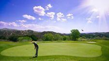 "ProScreens PRO SERIES 96"" x 120"" HEAVY DUTY Golf Simulator Screen, POCKETED, USA"