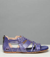Bed Stu Cara Purple Driftwood Leather Sandal Women's Whole Sizes 6-11/NEW!!!