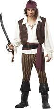 California Costumes Men's Pirate Deluxe Costume XL