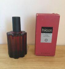 Vintage Avon Friktion After Shave Lotion 3.4oz In Box
